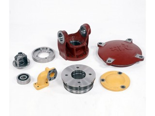Ductile Iron Casting Manufacturers - Bakgiyam Engineering