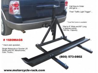 Motorhome Motorcycle Carrier